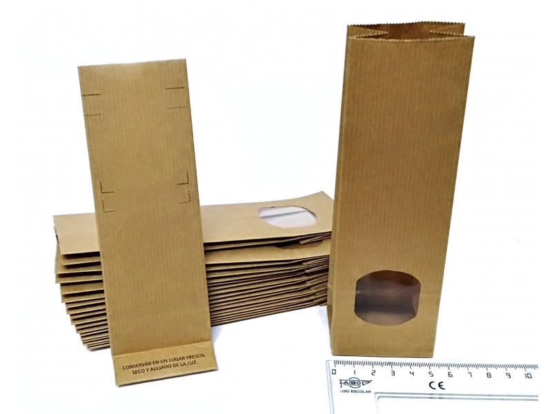 Bolsa de papel kraft - 50g-100g