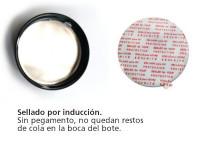 Detalle dosificador de las tapas
