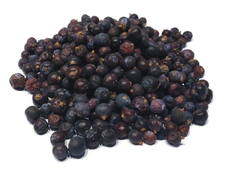 Juniper, berries
