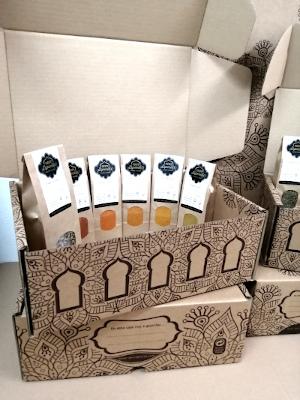cajas de cartón originales reusables