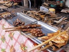 comida mercado