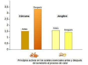 grafica curcuma ginger