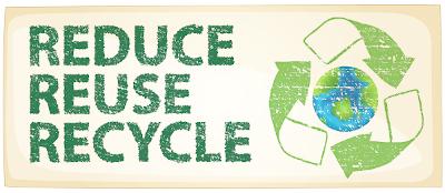 reduce, reusa, recicla