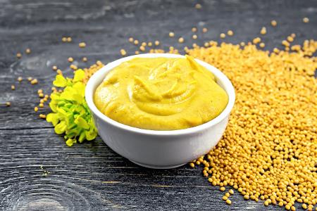salsa de mostaza, receta y elaboración