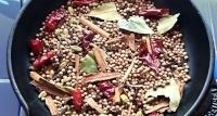 Elaborando nuestra propia mezcla de curry