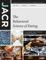 La ciencia del comportamiento en la alimentación