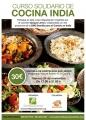 Curso solidario de cocina india