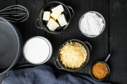 Renovando la salsa bechamel, algunas ideas